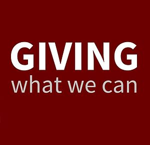 Giving What We Can